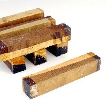 Leadwood - two-tone - 1 inch